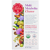 Get Real Nutrition, Multi Metabolic Cleanse, 90 g