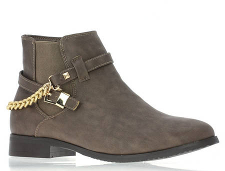 Женские ботинки SHAQUILA