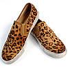 Женские слипоны Leopard!, фото 2