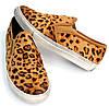 Женские слипоны Leopard!, фото 3