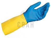 Перчатки латексные DUO-MIX 405