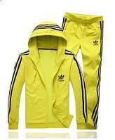 Яркий желтый, крсный, голубой, мята, малиновый, розовый спортивный костюм унисекс. Командная спортивная форма, фото 1