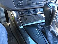 Аквапечать BMW X5 декор салона