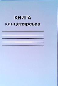 Книга канцелярская А4 96 листов клеточка  Бриск