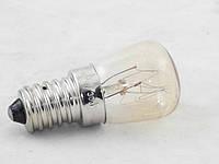 Лампочка 25 Вт. для духовки универсальная E14 (300C)