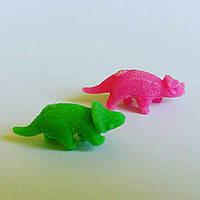 Динозавр растишка растущий в воде набор 2 шт Colored Crowing