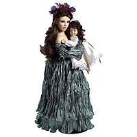 Кукла фарфоровая Paradise Galleries,США. Мама и дитя