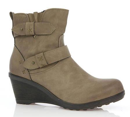 Женские ботинки PRINCE