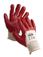 Перчатки с ПВХ REDPOL