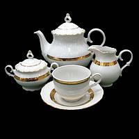 Чайный сервиз на 6 персон 15 предметов 505