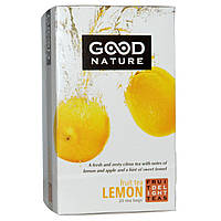 Good Nature Teas, Fruit Tea, Lemon, 20 Tea Bags