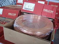 """Труба медная 1/2"""" 12,70 мм (45м) HALCOR"""