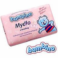 Детское мыло Bambino 90 гр., Польша
