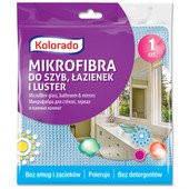 Салфетка для чистки стекла из микрофибры Kolorado, 1 шт