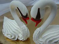 Пара лебедей (средние)