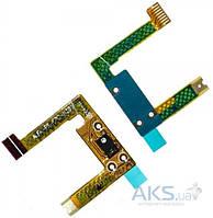 Шлейф для Lenovo A656 / A658T / A660 / A670T / A690 / A698T с кнопкой включения и датчиком приближения