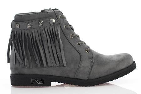 Женские ботинки COLENE grey