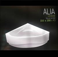 Ванна Swan Alia 150х150х43 угловая