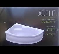 Ванна Swan Adele 170х110х40 правая/левая