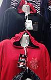 Женский велюровый костюм  с капюшоном, фото 4