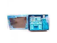 Игрушечная кухня для кукол Frozen SY-2030-64, аксессуары, светозвуковые эффекты, высота куклы 28 см
