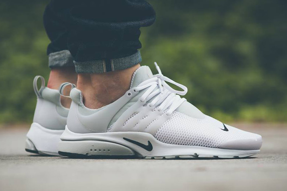 Кроссовки женские Nike Air Presto BR QS Breathe  / ARP-124 (Реплика)