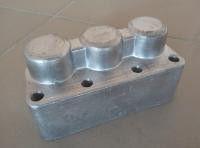 Крышка гидрораспределителя Р-100 V-3 (рычаг) Р75-3-022Б