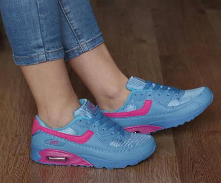 Женские кроссовки DEVAN Blue