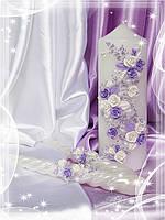 Свадебные свечи 4