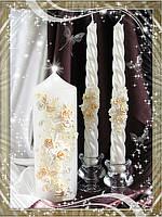 Свадебные свечи 6