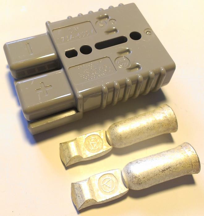 Коннектор Anderson Power SB175 (Разъем для батареи)