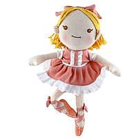 Greenpoint Brands, My Natural, хорошие земные девочки, балерина с белыми волосами, 1 кукла