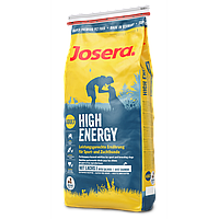 Josera High Energy корм для собак с высокой активностью, 15 кг