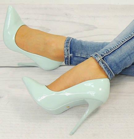 Женские туфли Sierra Vista BABY BLUE