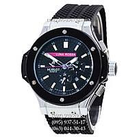 Бюджетные часы Hublot Big Bang Luna Rossa Automatic Black/Silver/Black