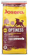 Josera Optiness корм для крупных и средних пород, 4 кг, фото 1