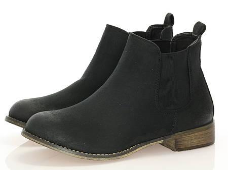 Женские ботинки Yorba black