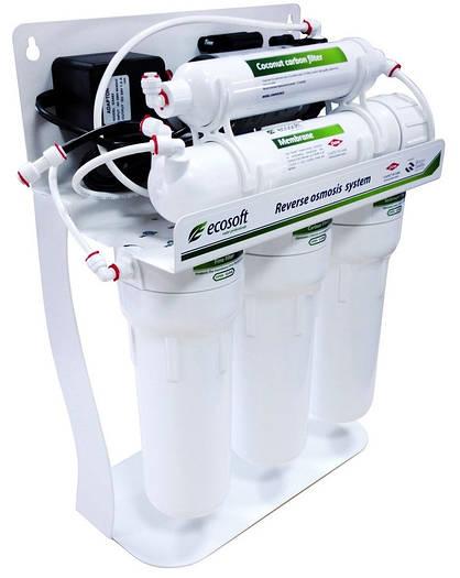Система обратного осмоса Ecosoft MO P 5-75 P с помпой