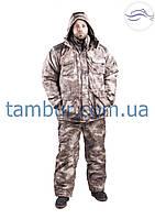 Зимний костюм атака серый (элитный), фото 1