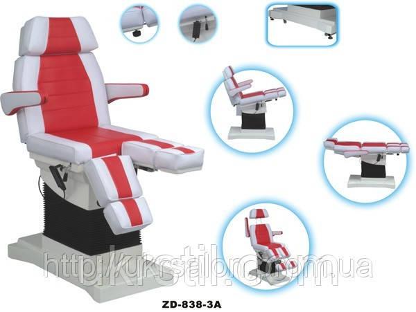 Педикюрное кресло ZD-838-3А