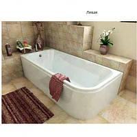 Ванна асимметричная Koller Pool Ambra 170х80 L/R