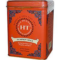 Harney & Sons, Чайные смеси, пряная тыква, 20 пакетиков, 1,4 унции (40 г)