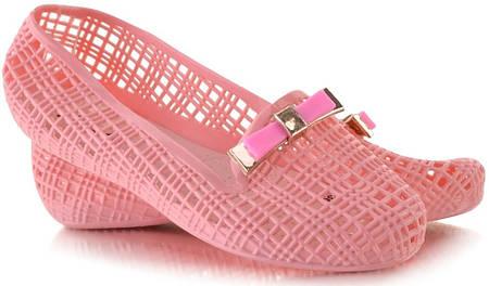 Женские балетки CASIMIR Pink