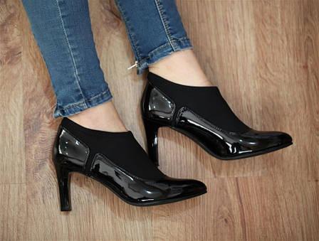 Женские ботинки Mississippi