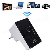 Маршрутизатор Wi-Fi EU plug LV-WR 04, ретранслятор wi-fi, беспроводной сетевой маршрутизатор