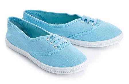 Женские кеды DEIRDRE Blue