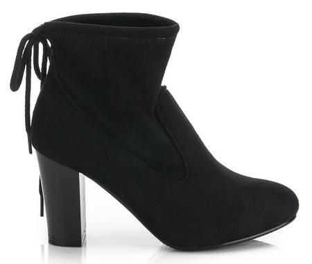Женские ботинки DENTON  Black