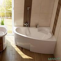 Ванна асимметричная Ravak Asymmetric 170x110 L/R C481000000/C491000000