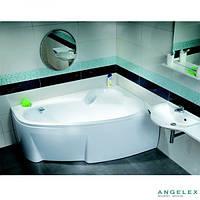 Ванна асимметричная Ravak Asymmetric 160x105 L/R C461000000/C471000000