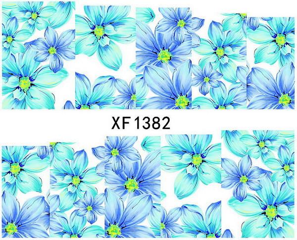 Водные наклейки. Слайдер дизайн,  1382